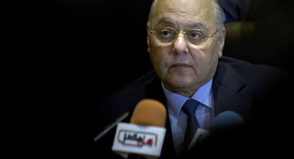 Kandidát na prezidenta Egypta Musa Mustafa Musa
