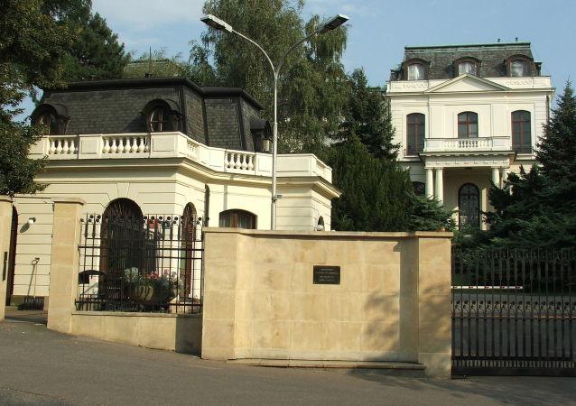 Ruské velvyslanectví v Praze