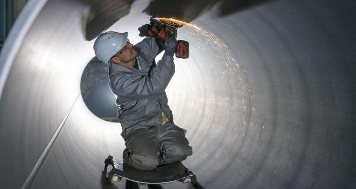 Potrubí pro Severní proud