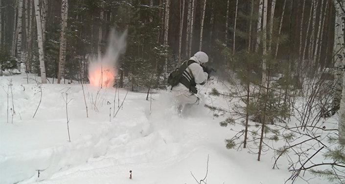 Rozsáhlá cvičení  ruských raketových vojsk strategického určení