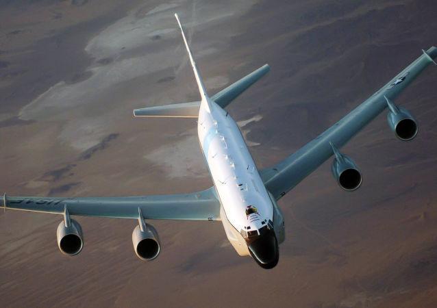 Americké výzvědné letadlo RC-135