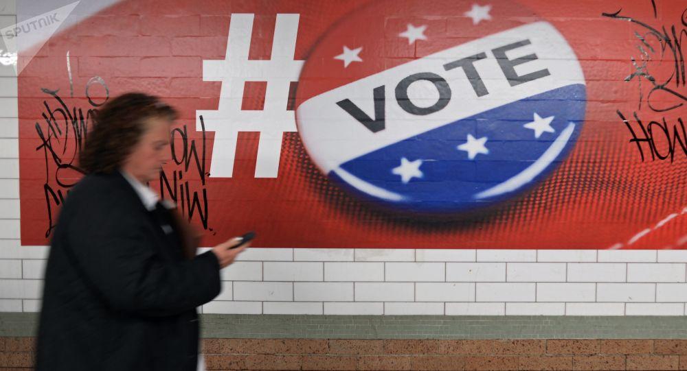 Volby prezidenta v USA