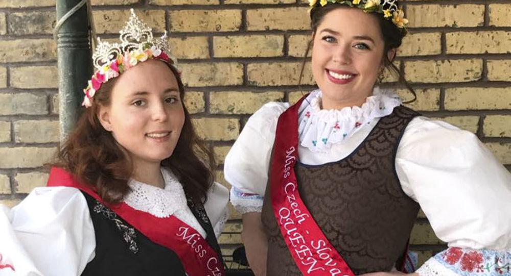 Vítězky soutěže Miss Czech Slovak MN Pageant