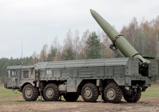 Raketový systém Iskander