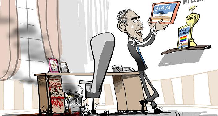 Obamovo dědictví