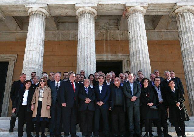 Řecká vláda