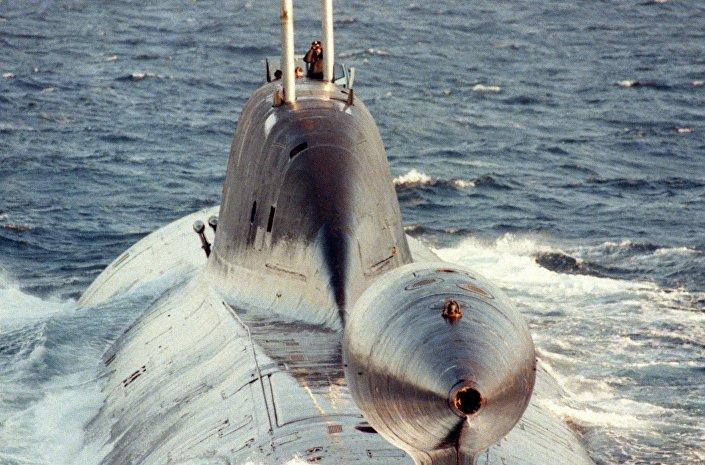 Ponorka projektu 971 Ščuka-B