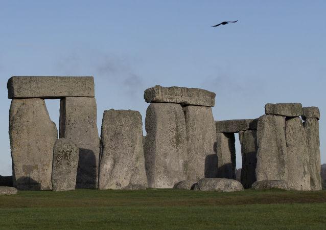 Stonehenge ve Velké Británie