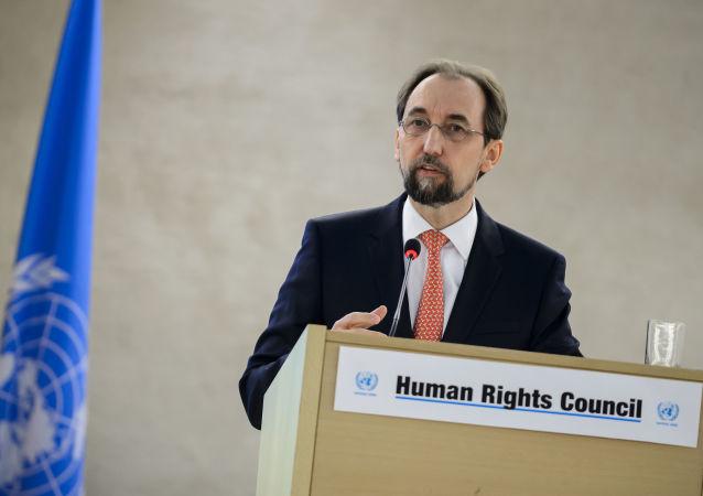 Zeid Ra'ad Al Hussein. Ilustrační foto