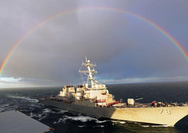 Torpédoborec Porter amerického námořnictva