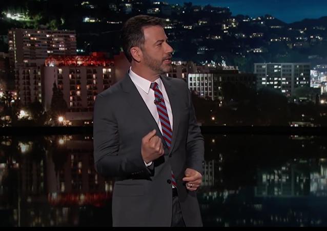 Slovinci stojí za Melanií Trumpovou a Jimmyho Kimmela rozcupovali za zesměšnění první dámy