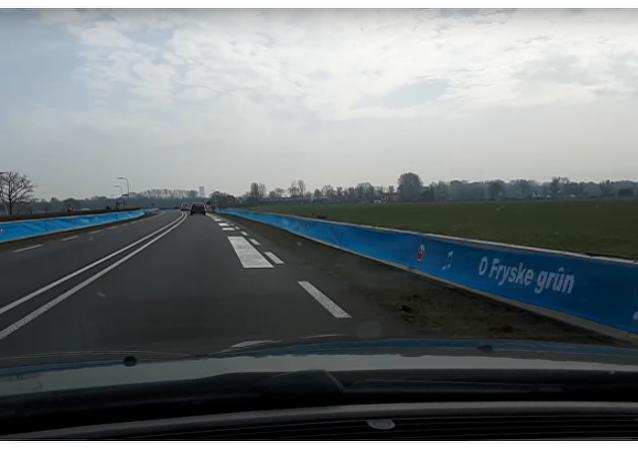 Zpívající silnice připravila místní obyvatele o rozum