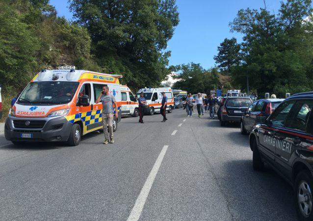 Policie v Itálii