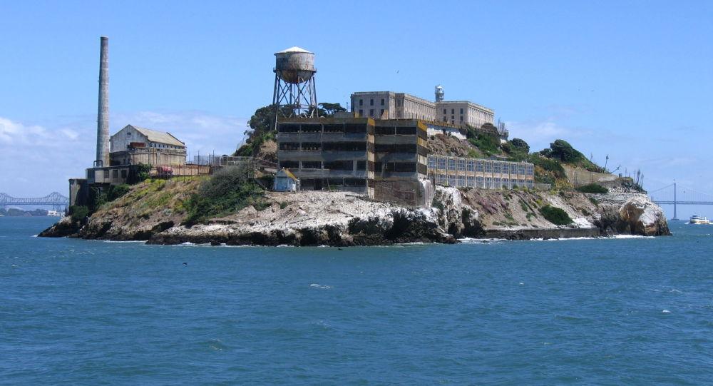 Alcatraz. Ilustrační foto