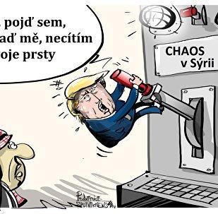 Pan Chaos chce pauzu