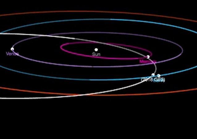 Asteroid o rozměru fotbalového hřiště se přiblížil těsně k Zemi