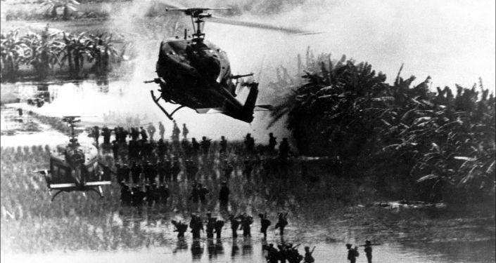 Vietnamská válka. 1967