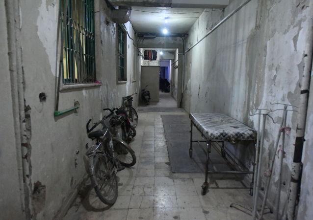 Nemocnice v Dúmě