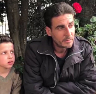 Syrský chlapec