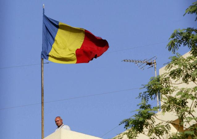 Rumunská vlajka