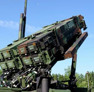 Americký raketový systém Patriot