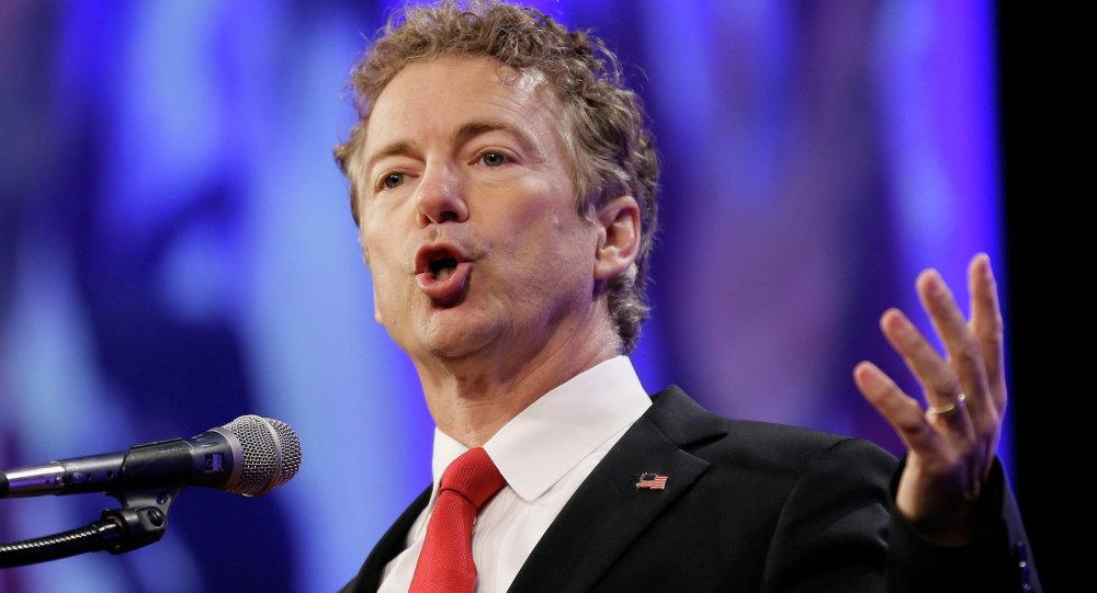 Člen Kongresu USA za Republikánskou stranu Rand Paul