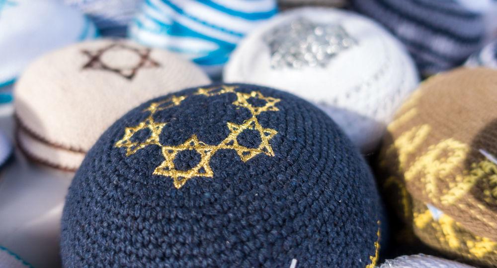 Židovské pokrývky hlavy