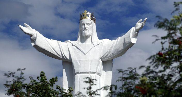 Pomník Ježíše Krista v Świebodzinie