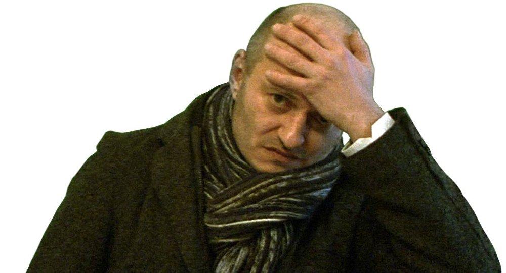 Politicky aktivista Martin Konvička