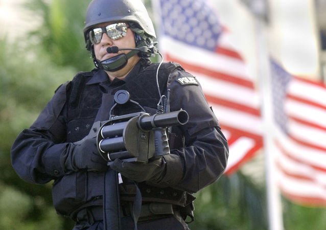 Americký policista