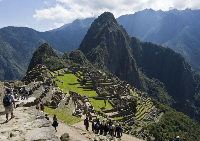 Machu Picchu, Peru. Ilustrační foto