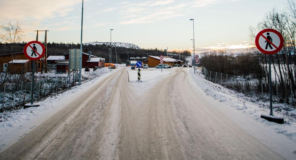 Hranice Norska a Ruska