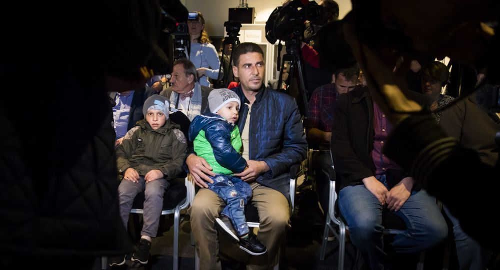 Syřané, kteří vystoupili na zasedání OPCW v Haagu