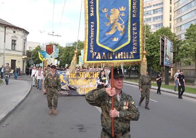 Ukrajina nacionalisty