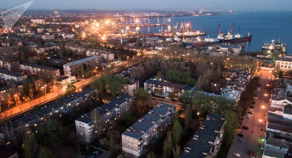 Kerč, Krym