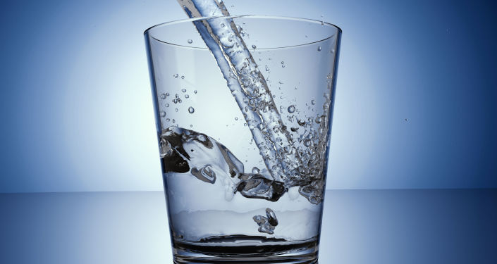 Sklenice vody
