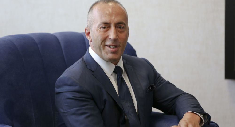 Kosovský premiér Ramuš Haradinaj