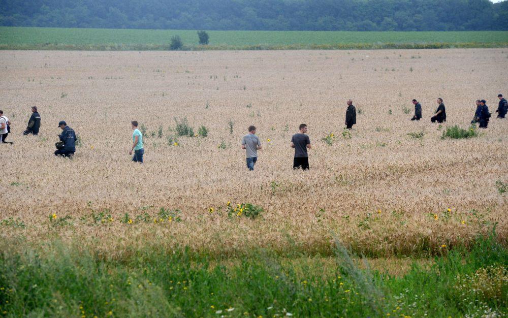 Uplynul rok po katastrofě Boeingu MH17 u Doněcka