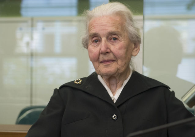 "Ursula Haverbecková, ""nacistická babička"