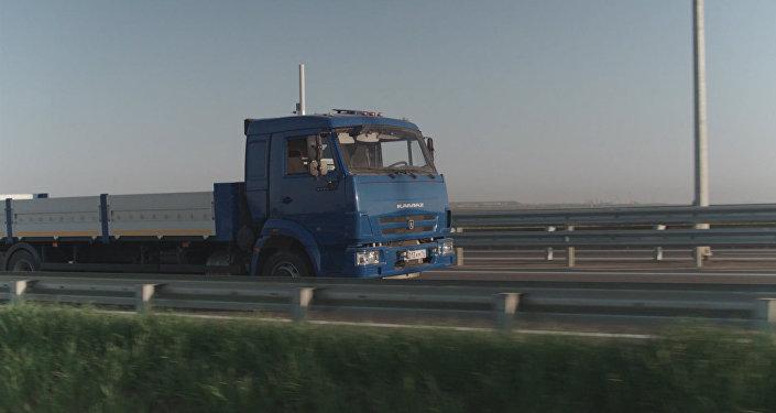 Testování ruských bezpilotních automobilů