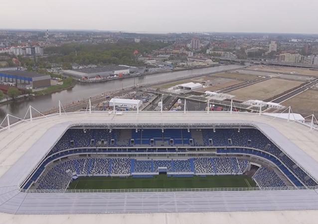 Stadion Kaliningrad