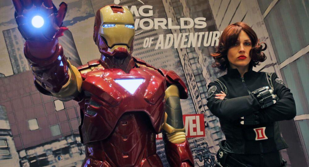 Železný člověk (Iron Man)