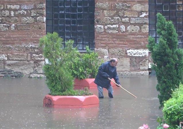 Soluň záplavy
