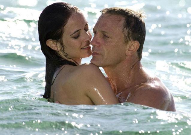 Snímek z filmu Casino Royale