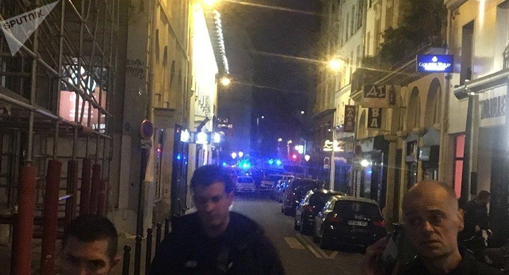 2. pařížský obvod po útoku nožem