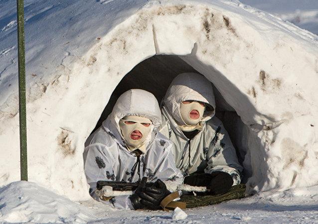 Ruští frekventanti v Amurské oblasti