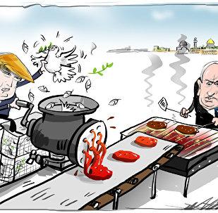 Americko - izraelská kuchyň