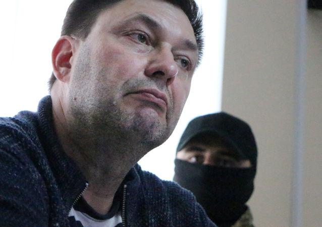 Ředitel portálu RIA Novosti Ukrajina Kirill Vyšinský