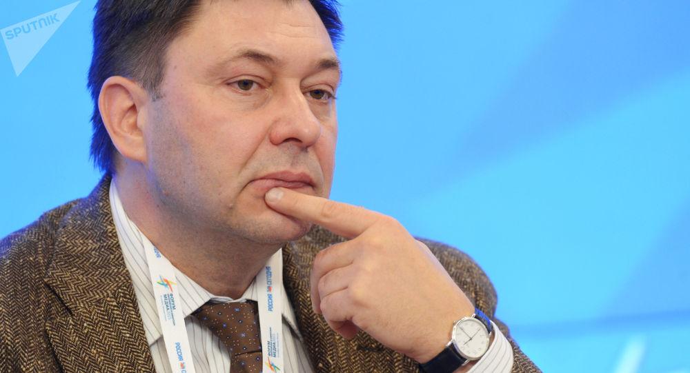 Kirill Vyšinskij. Ilustrační foto