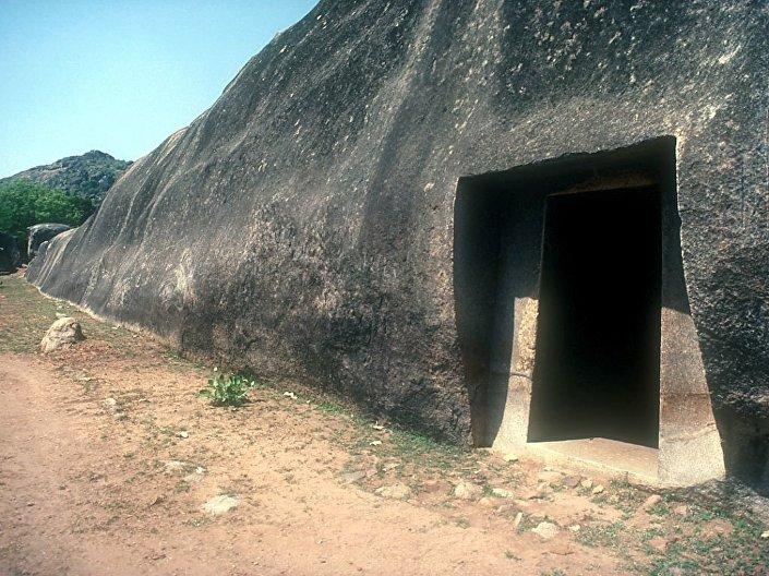 Jeskyně Barabar